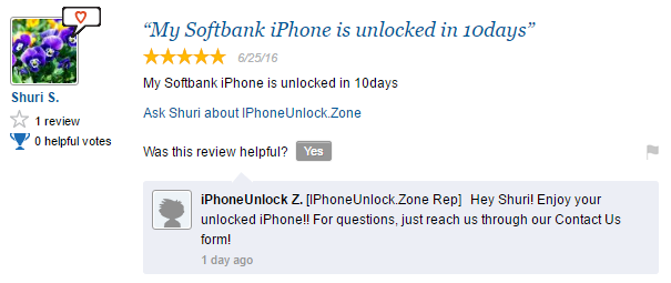 Softbank Japan Unlock review 2