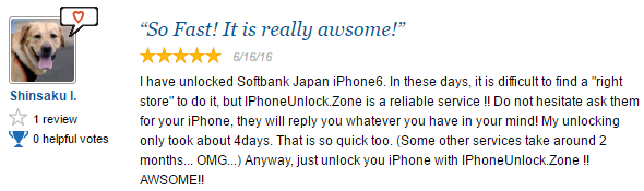 Softbank Japan Unlock review 3