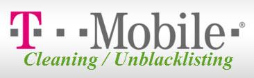 T-Mobile USA Unblacklist service