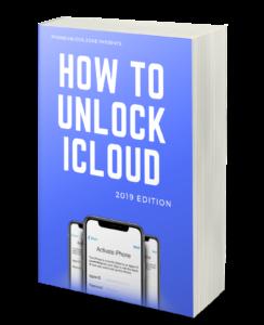How to Unlock iCloud eBook