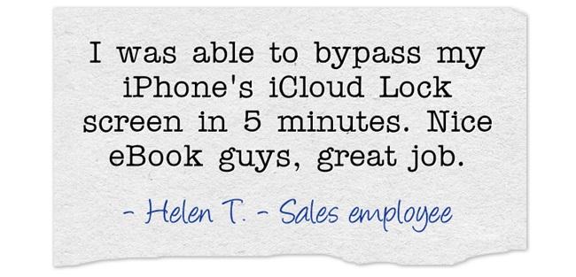 iCloud Unlock Bypass eBook