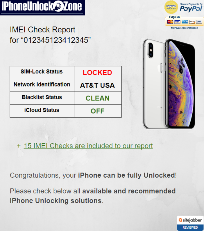 iPhone Unlock - The best way to get your iPhone unlocked