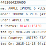 Blacklisted Verizon iPhone - Report #1