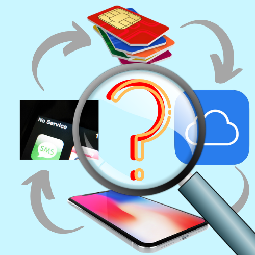 Find lock status with an IMEI Check