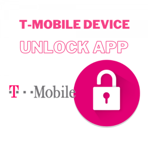 T-Mobile USA Device Unlock app