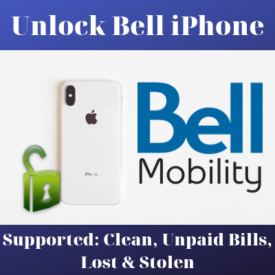 Unlock Bell iPhone