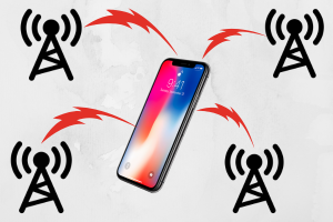 What frequencies my iPhone supports